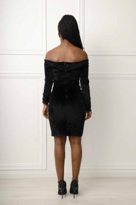 Kjole - Karola svart