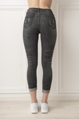 Jeans - Sage grå