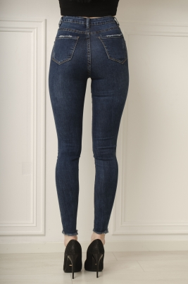 Jeans - Louise blå