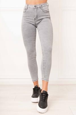Jeans - Kira grå (6D135)