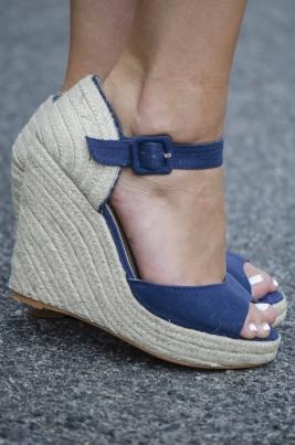 Sandaler - Embla Blå