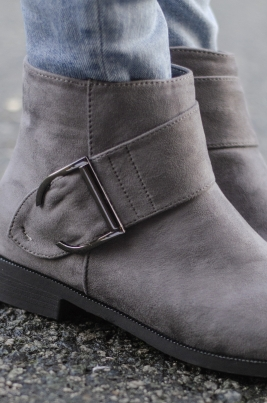 Boots - Lilly grå