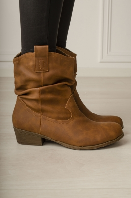 Boots - Oline camel