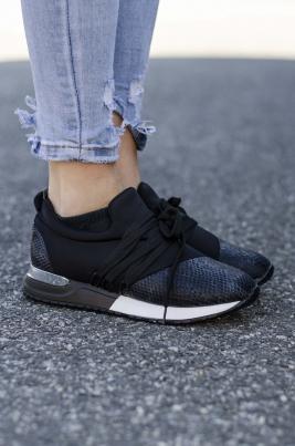 Sneakers - Sofia svart 2019