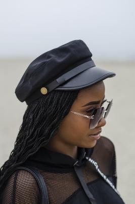 Caps - Kine svart