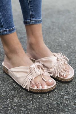 Sandaler - Dina rosa