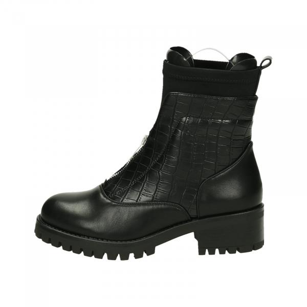 Boots - Rikke svart