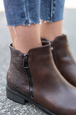 Boots - Mie brun