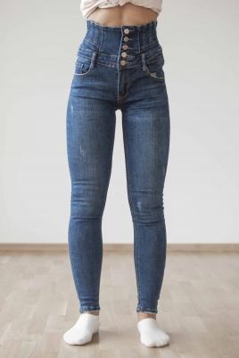 Jeans - Ronja blå