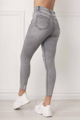 Jeans - Mari grå
