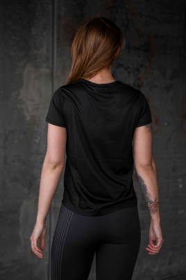 Craft - Core Essence SS Mesh Tee W black