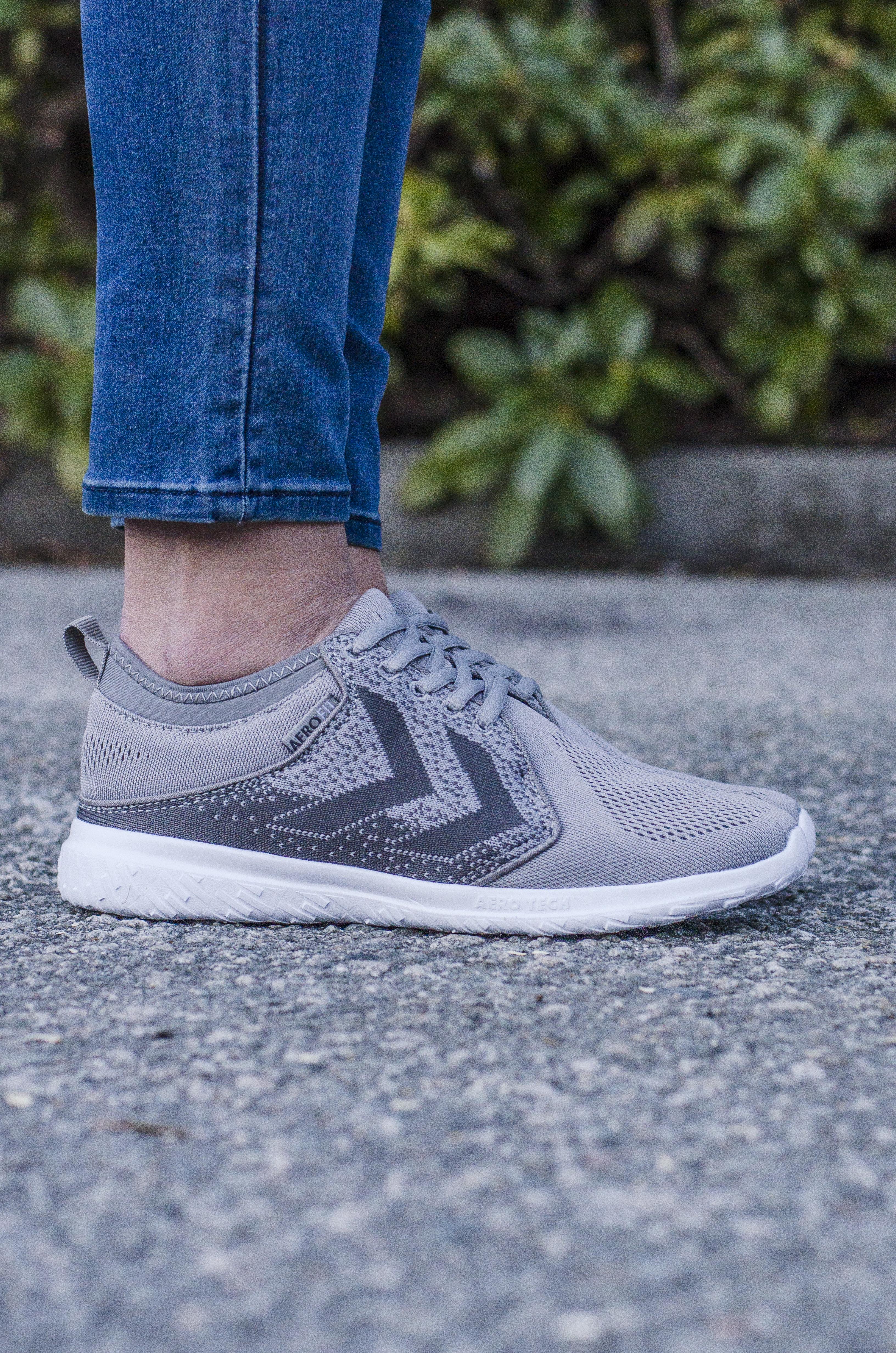 Motehus AS Sneakers Hummel ACTUS WS grå