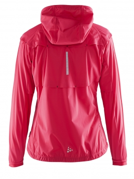 Treningsjakke - Craft Weather rosa