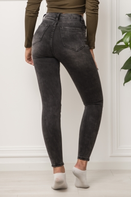Jeans - Sherry grå