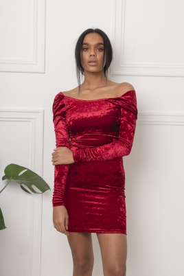 Kjole - Isadora rød