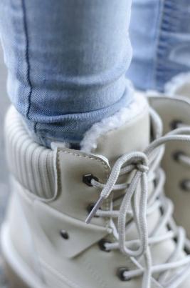 Boots - Alexa beige