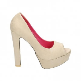 Pumps - Sasha beige