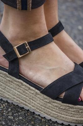 Sandaler - Emma svart