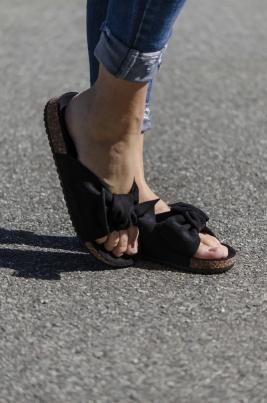 Sandaler - Jasmin svart