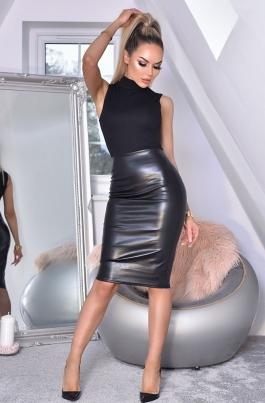 Kjole - Aisha svart