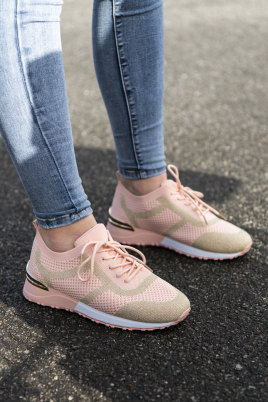 Sneakers - Katrine rosa