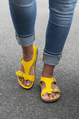 Sandaler - Laila gul