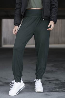 Hummel - FIONA Loose Pants grønn