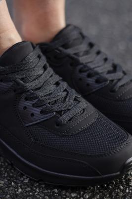 Sneakers - Melina Svart