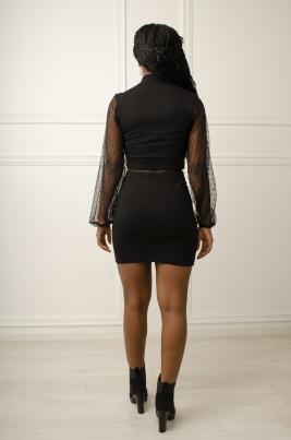 Kjole - Regina svart