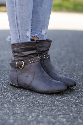 Boots - Cloe grå