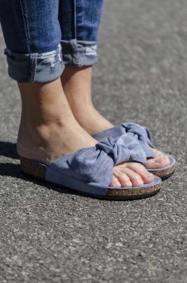 Sandaler - Jasmin blå