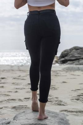 Bukse - Mia svart