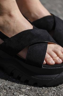Sandaler - Nora svart