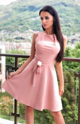 Kjole - Mabel lys rosa