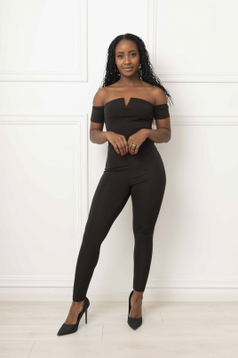 Jumpsuit - North Exclusive Inna svart