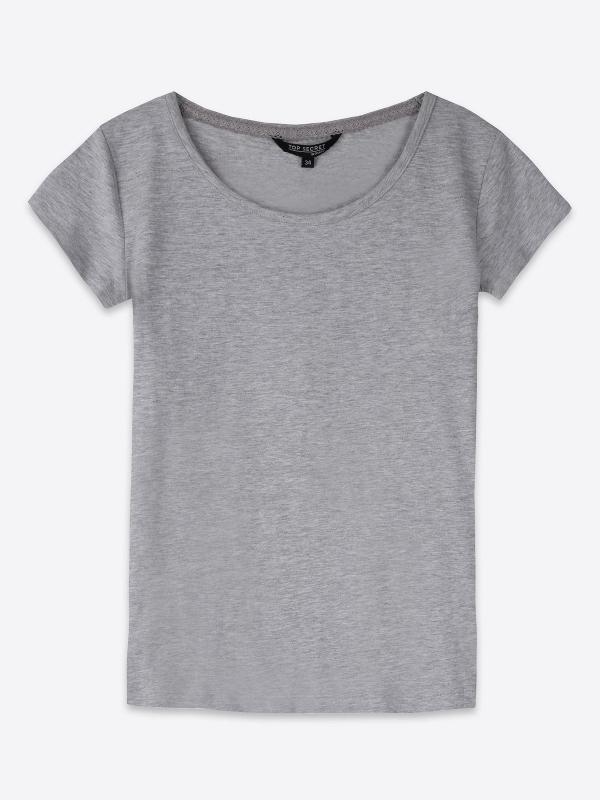 T-Skjorte - Marissa grå