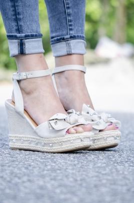 Sandaler - Kleopatra beige