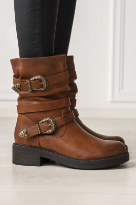 Boots - Iselin camel