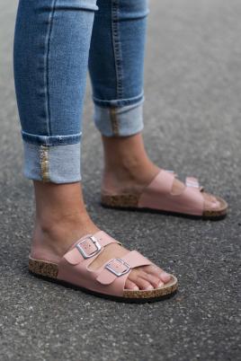 Sandaler - Stine rosa