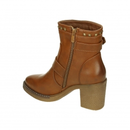 Ankelboots - Everly camel