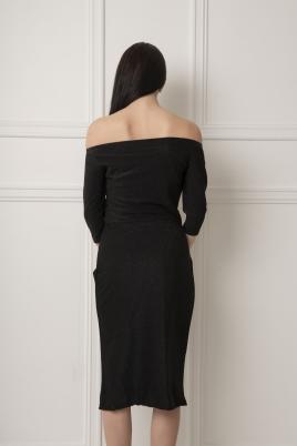 Kjole - Martha svart