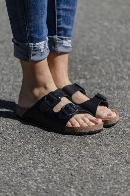 Sandaler - Ivy svart