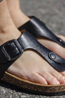 Sandaler - Lucy svart