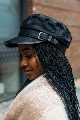 Hatt - Alina svart
