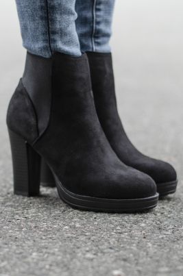 Boots - Guro svart