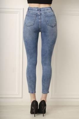 Jeans - Maria blå
