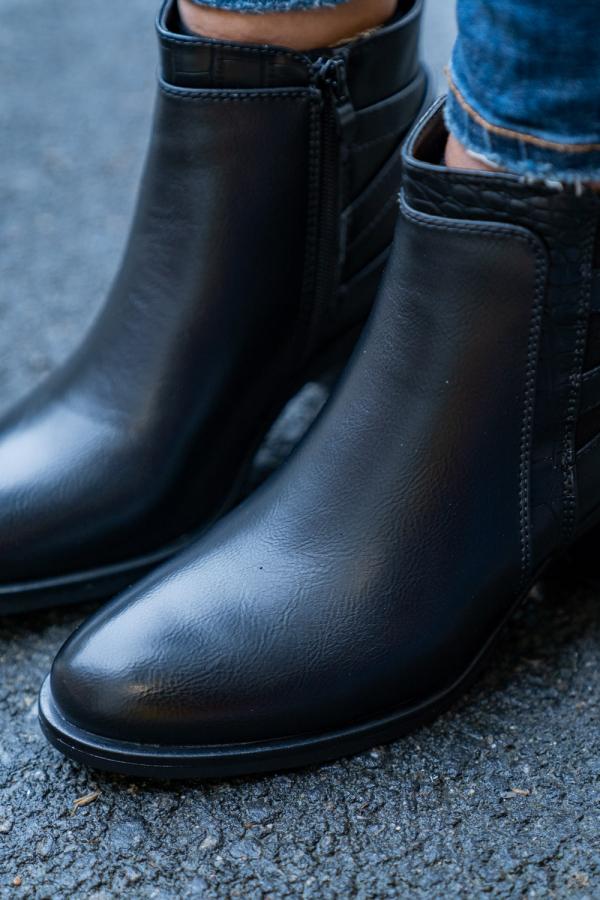 Boots - Alma svart