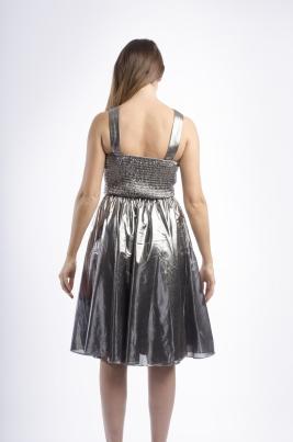 Kjole - Dina Sølv