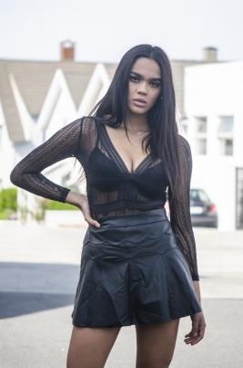 Body - North Exclusive Miranda Svart