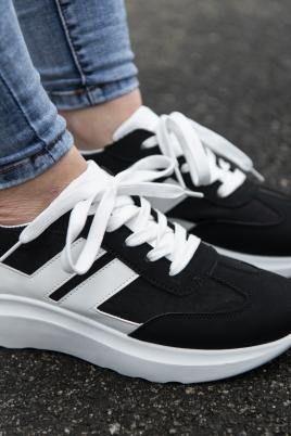 Sneakers - Eivor svart